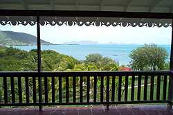 View from the Green Cottage veranda