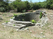 Nearby in Tibeau is Ningo Well, one of the earliest wells built on Carriacou